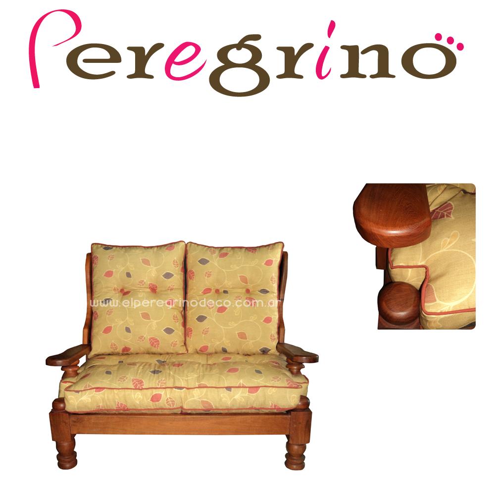 Living De Algarrobo Decoracion ~   de los almohadones es la aplicaci?n de una tela con dise?os